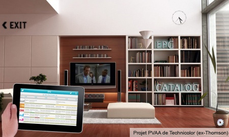 Projet PVAA de Technicolor (ex-Thomson)